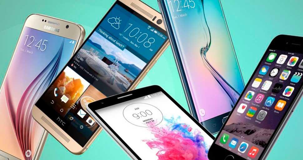 Производители мобильных телефонов за 2кв 2015 года