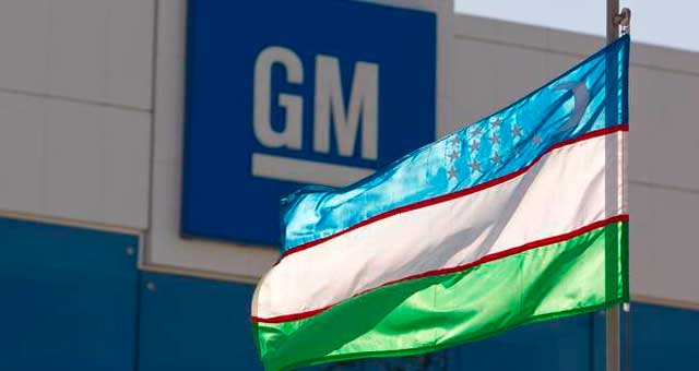 Обзор деятельности GM Uzbekistan