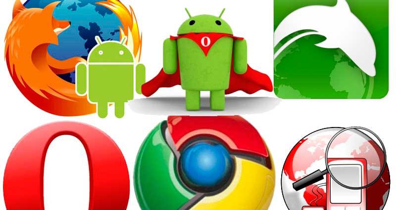 Обзор рынка мобильных браузеров