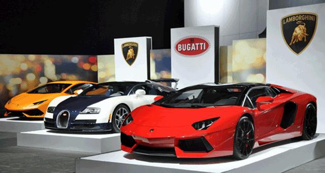 Статистика всемирных продаж автомобилей за 2015 года