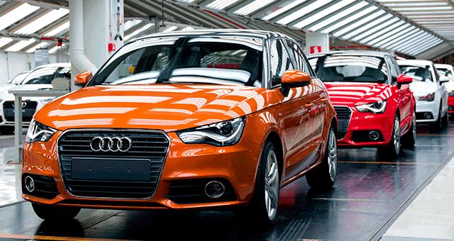 Производство легковых автомобилей в мире в 2017 году выросли на 1.6%
