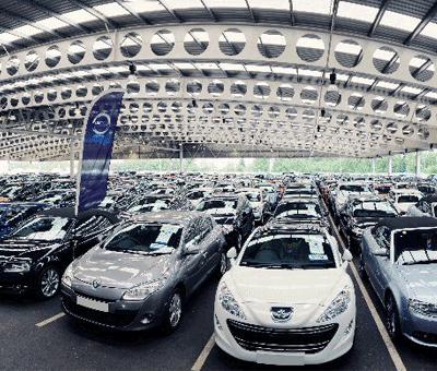 Анализ рынка легковых автомобилей в разрезе стран
