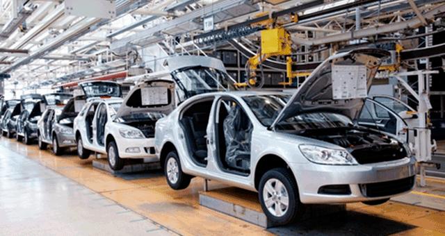 30 самых крупных стран производителей легковых автомобилей в мире