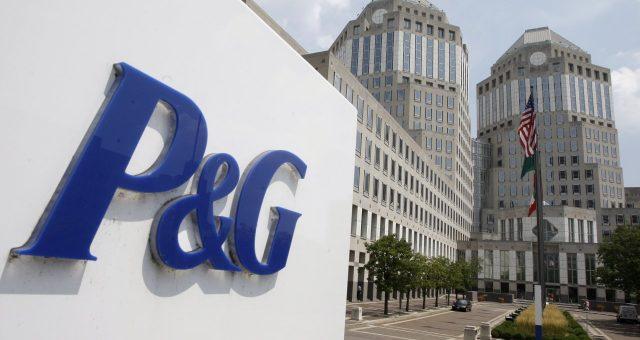 Компания Procter & Gamble по итогам 2018 года показал рост выручки на 3%