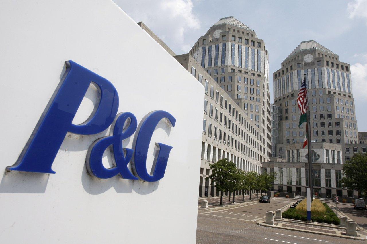 Обзор деятельности компании Procter & Gamble