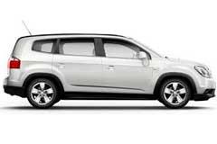 Chevrolet Orlando - 2013-годв - настоящего времени