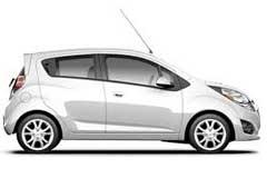 Chevrolet Spark - с 2010-года - настоящего времени