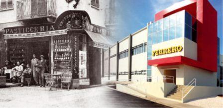 Производства Ferrero