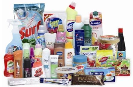 Unilever продукты