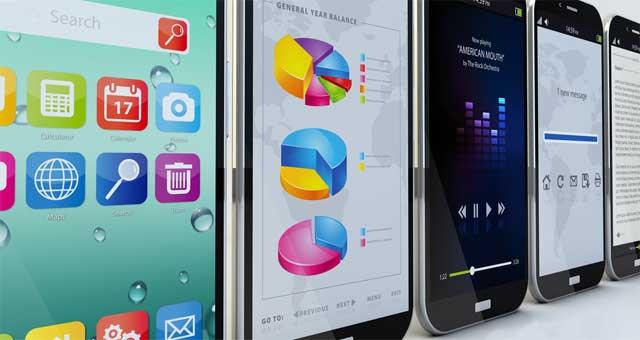Всемирные продажи мобильных телефонов выросли на 18 процентов в первом квартале 2015 года