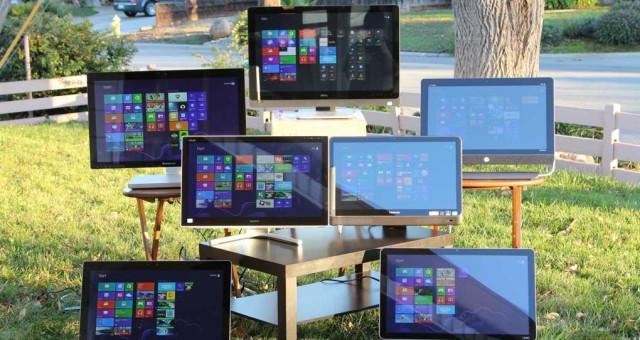 Рынок ПК: Windows 8.1  ОС показал прирост доли на 97% по итогам 2 квартала 2015 года
