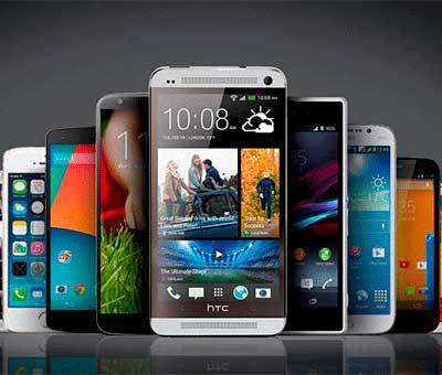 Изучение рынка мобильных телефонов, смартфонов