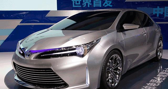 Продажи легковых автомобилей в Мире по их Брендам производителей за 2015 года